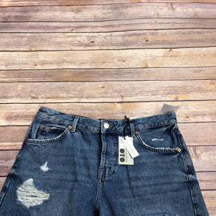 Primary Photo - BRAND: TOPSHOP STYLE: SHORTS COLOR: DENIM SIZE: 4 SKU: 232-232121-4173
