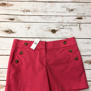 Primary Photo - BRAND: ANN TAYLOR LOFT STYLE: SHORTS COLOR: HOT PINK SIZE: 2 SKU: 232-232123-1085