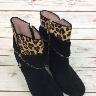 Primary Photo - BRAND: TARYN ROSE STYLE: BOOTS ANKLE COLOR: ANIMAL PRINT SIZE: 6.5 OTHER INFO: AS IS SKU: 232-23280-45445