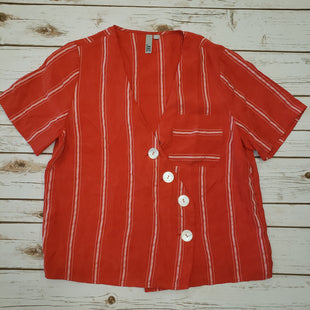 Primary Photo - BRAND: KUT STYLE: TOP SHORT SLEEVE COLOR: RED SIZE: XL SKU: 232-23290-40352