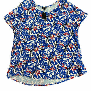 Primary Photo - BRAND: LANE BRYANT STYLE: TOP SHORT SLEEVE COLOR: BLUE SIZE: 2X SKU: 232-23280-46844