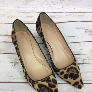 Primary Photo - BRAND: J CREW STYLE: SHOES LOW HEEL COLOR: ANIMAL PRINT SIZE: 7 OTHER INFO: AS IS SKU: 232-23280-45149