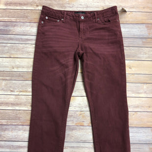 Primary Photo - BRAND: LUCKY BRAND STYLE: PANTS COLOR: MAROON SIZE: 10 SKU: 232-23219-27733
