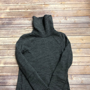 Primary Photo - BRAND: LULULEMON STYLE: ATHLETIC TOP COLOR: GREY SIZE: 2 SKU: 232-232121-5341