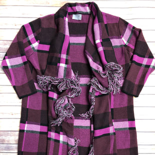 Primary Photo - BRAND: RUFF HEWN STYLE: SHAWL COLOR: PURPLE SIZE: 2X SKU: 232-23280-49894
