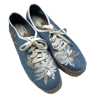 Primary Photo - BRAND: NINE WEST STYLE: SHOES ATHLETIC COLOR: DENIM SIZE: 8 SKU: 232-23254-4794