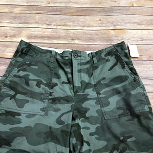 Primary Photo - BRAND: GAP STYLE: SHORTS COLOR: CAMOFLAUGE SIZE: 10 SKU: 232-23280-49288