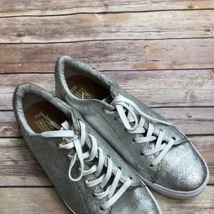 Primary Photo - BRAND: TOMS STYLE: SHOES ATHLETIC COLOR: SILVER SIZE: 8.5 SKU: 232-23280-50801