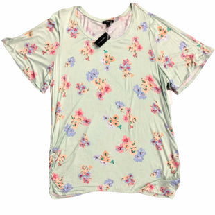 Primary Photo - BRAND: LANE BRYANT STYLE: TOP SHORT SLEEVE COLOR: MINT SIZE: 1X 18/20SKU: 232-23280-46840