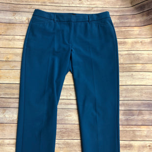 Primary Photo - BRAND: WHITE HOUSE BLACK MARKET STYLE: PANTS COLOR: TEALSIZE: 10 SKU: 232-232121-5197