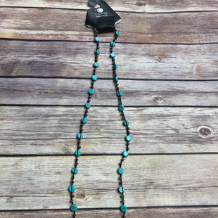 Primary Photo - BRAND: LUCKY BRAND STYLE: NECKLACE COLOR: TURQUOISE SKU: 232-232121-3329