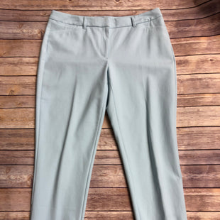 Primary Photo - BRAND: WHITE HOUSE BLACK MARKET STYLE: PANTS COLOR: POWDER BLUE SIZE: 10 SKU: 232-232121-5209