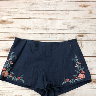 Primary Photo - BRAND: BLUE RAIN STYLE: SHORTS COLOR: BLUE SIZE: L SKU: 232-232107-201