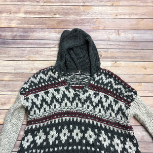 Primary Photo - BRAND: FREE PEOPLE STYLE: SWEATER HEAVYWEIGHT COLOR: GREY SIZE: XS SKU: 232-23280-50471