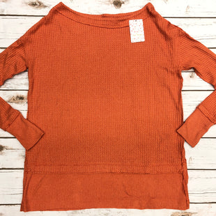 Primary Photo - BRAND: WE THE FREE STYLE: TOP LONG SLEEVE COLOR: ORANGE SIZE: XS SKU: 232-23280-47806
