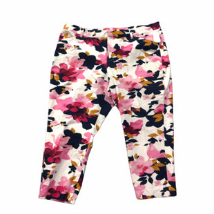 Primary Photo - BRAND: OLD NAVY STYLE: PANTS COLOR: FLORAL SIZE: 22 SKU: 232-23280-53601
