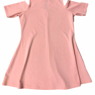 Primary Photo - BRAND:    CLOTHES MENTOR STYLE: DRESS SHORT LONG SLEEVE COLOR: PINK SIZE: XL OTHER INFO: REBELLION - SKU: 232-232118-3988