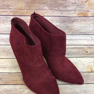 Primary Photo - BRAND: OLD NAVY STYLE: BOOTS ANKLE COLOR: MAROON SIZE: 8 SKU: 232-23290-48990