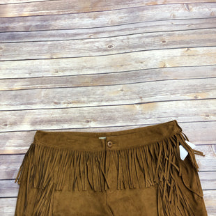 Primary Photo - BRAND:   CMC STYLE: SHORTS COLOR: CAMEL SIZE: L OTHER INFO: DEJAVU - SKU: 232-23290-46455