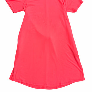 Primary Photo - BRAND: LIVI ACTIVE STYLE: DRESS SHORT SHORT SLEEVE COLOR: CORAL/BRIGHT PINKSIZE: XL SKU: 232-232121-2821