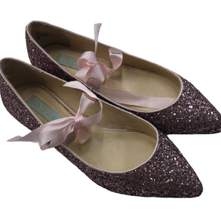Primary Photo - BRAND: BETSEY JOHNSON STYLE: SHOES FLATS COLOR: PINK SIZE: 7.5 SKU: 232-23254-4703