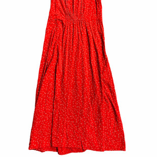 Primary Photo - BRAND: BEACHLUNCHLOUNGE STYLE: DRESS LONG SLEEVELESS COLOR: RED WHITE SIZE: L SKU: 232-23290-49546