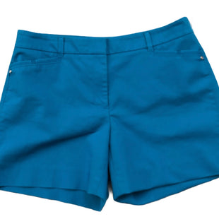 Primary Photo - BRAND: WHITE HOUSE BLACK MARKET STYLE: SHORTS COLOR: TEAL SIZE: 6 SKU: 232-23290-36574