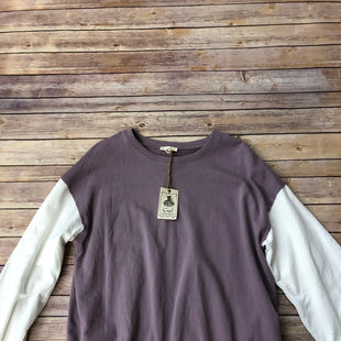 Primary Photo - BRAND: EASEL STYLE: SWEATER LIGHTWEIGHT COLOR: PURPLE SIZE: S OTHER INFO: NEW! SKU: 232-23290-49495