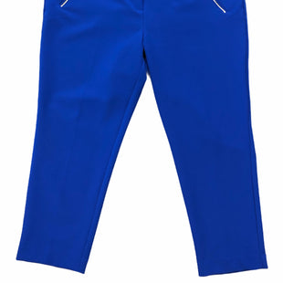 Primary Photo - BRAND: WORTHINGTON STYLE: PANTS COLOR: BLUE SIZE: 2X SKU: 232-232118-7084