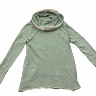 Primary Photo - BRAND: FREE PEOPLE STYLE: TOP LONG SLEEVE COLOR: GREEN SIZE: L SKU: 232-23280-53875