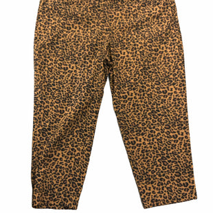 Primary Photo - BRAND: TERRA & SKY STYLE: PANTS COLOR: ANIMAL PRINT SIZE: 4X SKU: 232-23290-48461