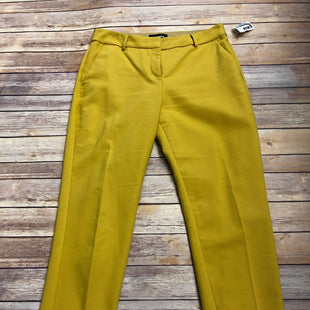 Primary Photo - BRAND: EXPRESS STYLE: PANTS COLOR: YELLOW SIZE: 8 SKU: 232-23219-26989