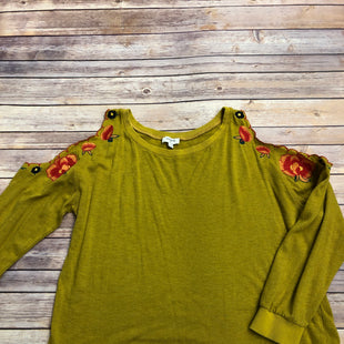 Primary Photo - BRAND: UMGEE STYLE: TOP LONG SLEEVE COLOR: MUSTARD SIZE: L SKU: 232-232121-4021