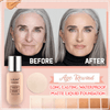 Waterproof Matte Liquid Foundation