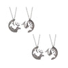 Deer Couple Necklaces