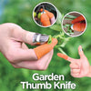 Garden Thumb Knife