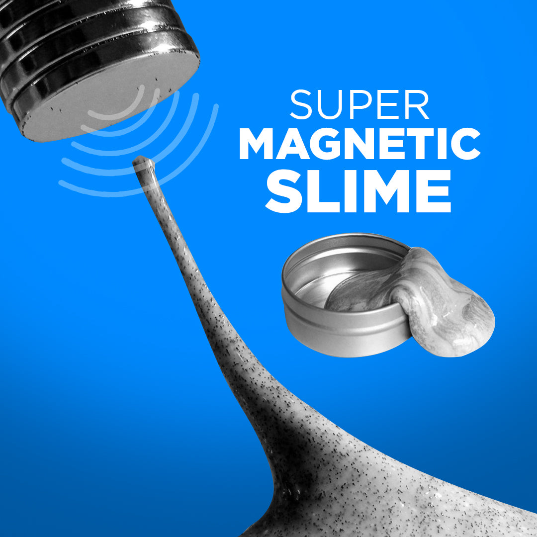 Super Magnetic Slime