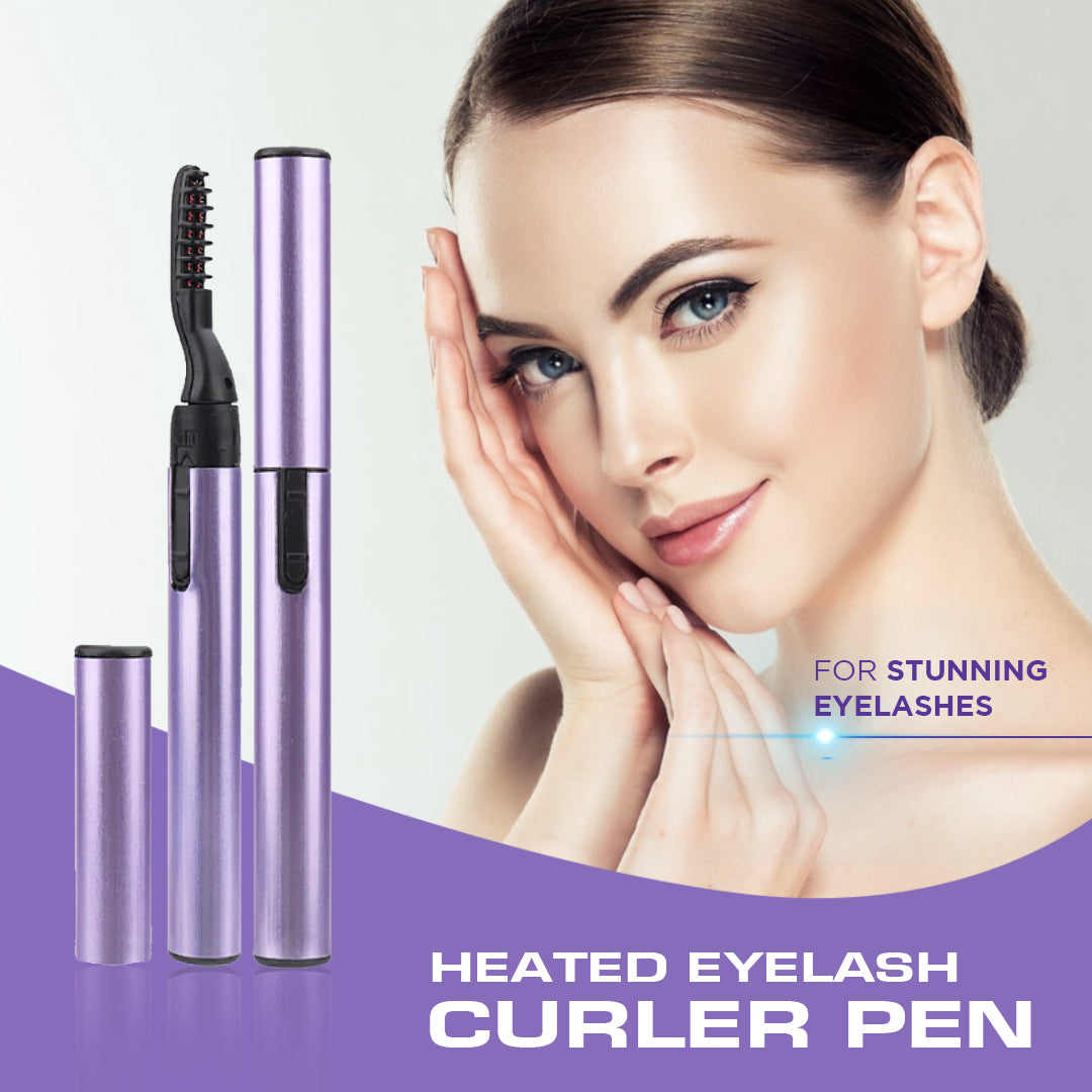 Heated Eyelash Curler Pen