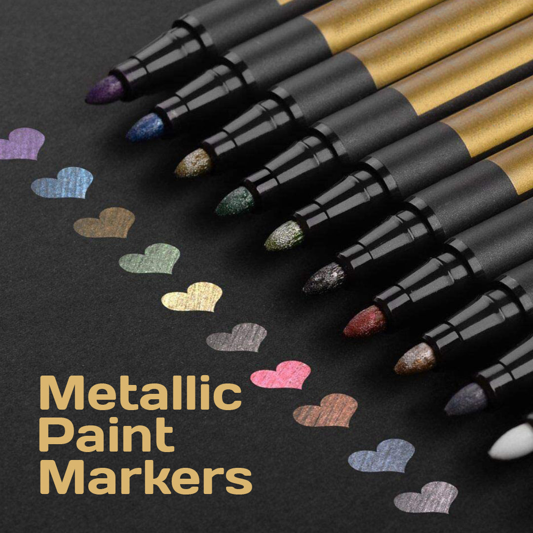 Metallic Paint Markers