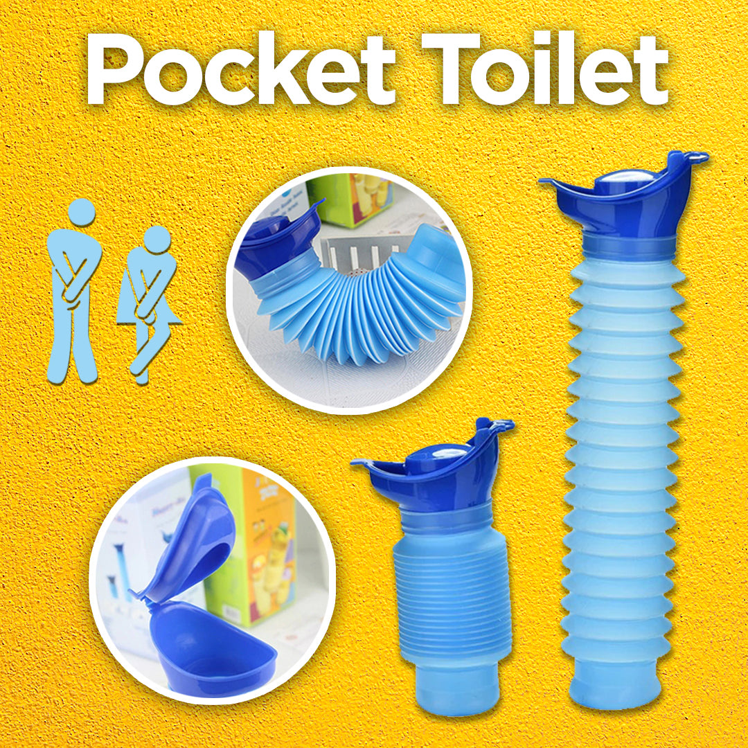 Pocket Toilet