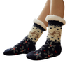 Warm Fleece Slipper Socks