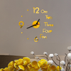DIY Digital Wall Clock
