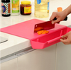 No-Mess Chopping Board