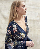 Flowerbomb Bluse | Flowerbomb Blouse