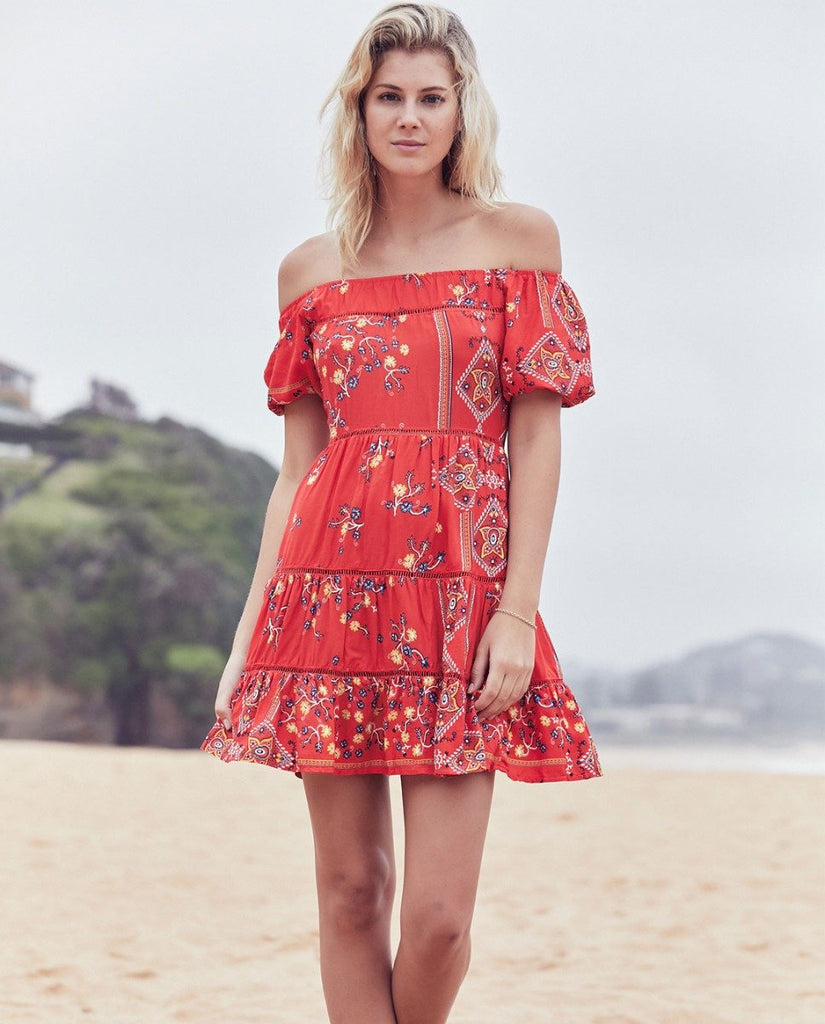San Sebastian Mini Kleid | San Sebastian Mini Dress