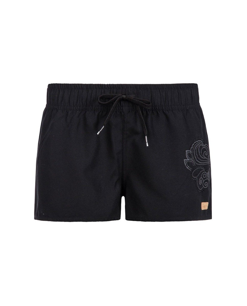 Evidence 17 True Black Badeshorts | Evidence 17 True Black Beachshorts