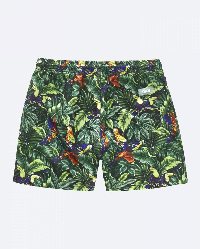 Parrot Badeshorts | Parrot Trunks