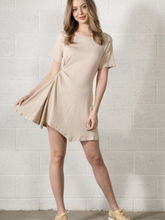 Load image into Gallery viewer, Mini Ruched Dress