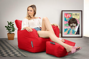 SmartCanvas™ Bean Bag Armchair