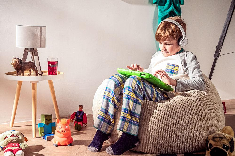 CloudSac® 'Oversized Kids'' C200-L Bean Bags